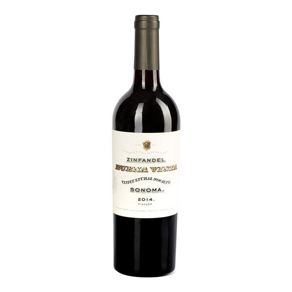 布埃纳维斯塔 索诺玛仙粉黛红葡萄酒750ml