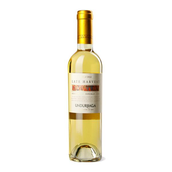 智利 安卡珍藏级晚收贵腐甜白葡萄酒 375ml