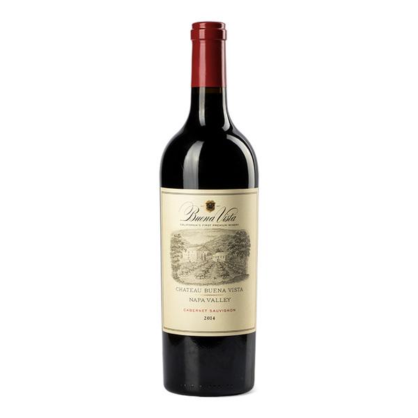 美国 布埃纳维斯塔庄园赤霞珠红葡萄酒 750ml