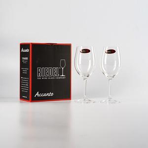 Riedel Accanto宴会系列葡萄酒杯双支装礼盒