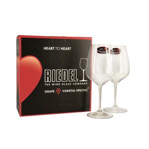 Riedel 心心相印双支葡萄酒杯礼盒