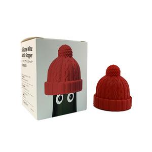 霜山小红帽硅胶酒塞