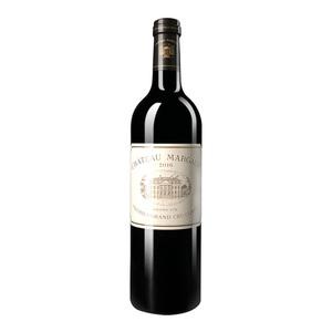 法国 2016年玛歌庄园红葡萄酒 750ml