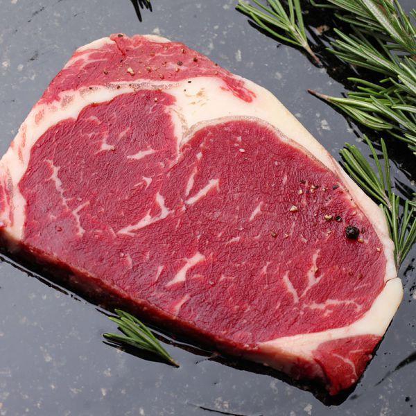 阿根廷进口肉眼牛排 1kg装+威尔德斯西班牙佳酿丹魄半干红葡萄酒 750ml