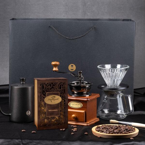 【咖啡套装】猫屎咖啡+咖啡器具