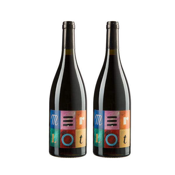 【单支酒标随机】意大利 伊诺奥塔维美乐干红葡萄酒 750ml