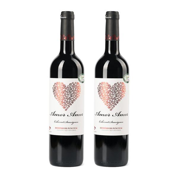 纯爱 西班牙赤霞珠干红葡萄酒 750ml