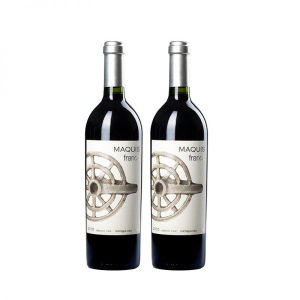 智利 麦克斯品丽珠干红葡萄酒750ml
