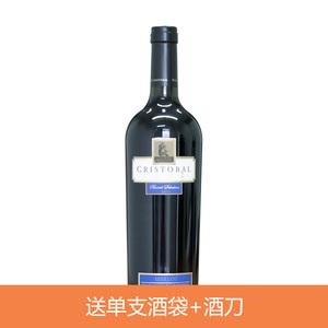 阿根廷 唐克里斯托瓦庄园精选梅洛红葡萄酒