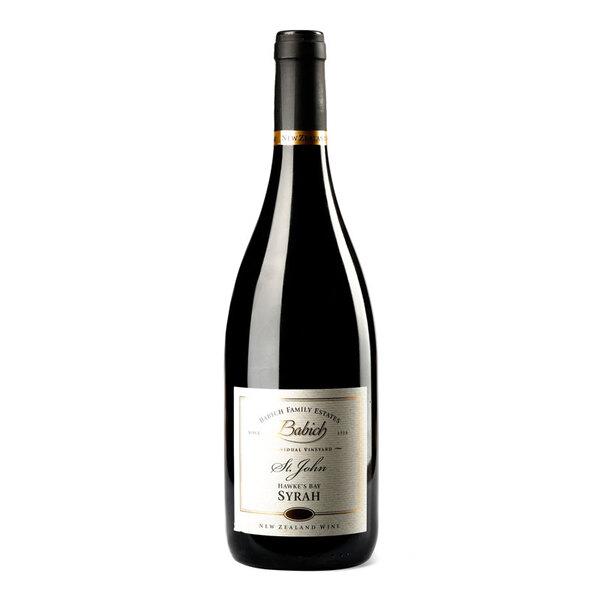 百祺家族庄园 新西兰西拉红葡萄酒 750ml