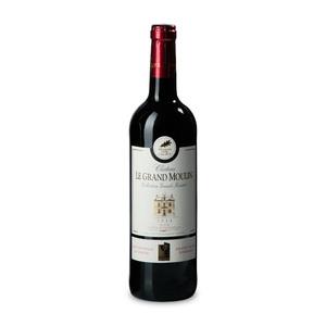 大风车 法国波尔多干红葡萄酒 750ml