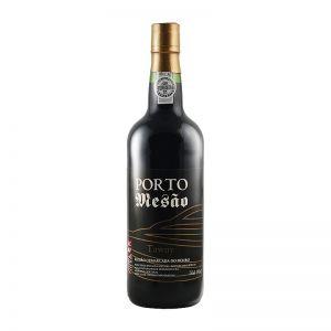 梅绍 葡萄牙茶色波特甜红葡萄酒 750ml