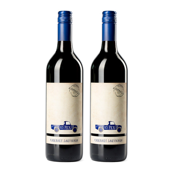澳大利亚 马丁小车赤霞珠半干红葡萄酒 750ml