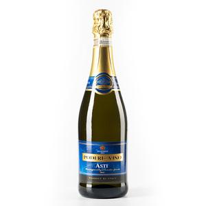 葡园阿斯蒂 意大利莫斯卡托起泡葡萄酒750ml