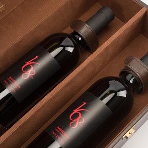 伊诺奥塔维 意大利168桑娇维塞半干红葡萄酒 750ml