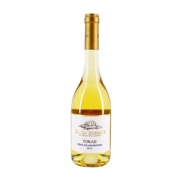 匈牙利 野猪岩小贵腐甜白葡萄酒 500ml