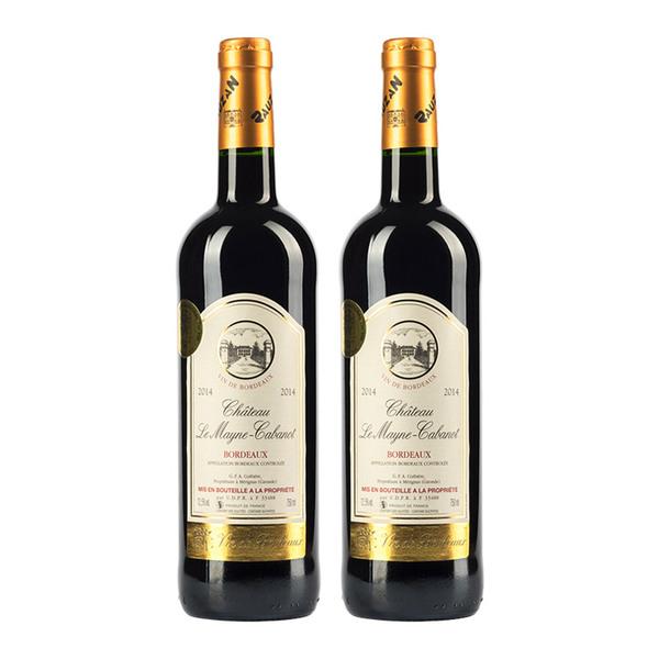 法国 嘉宝酒庄红葡萄酒750ml
