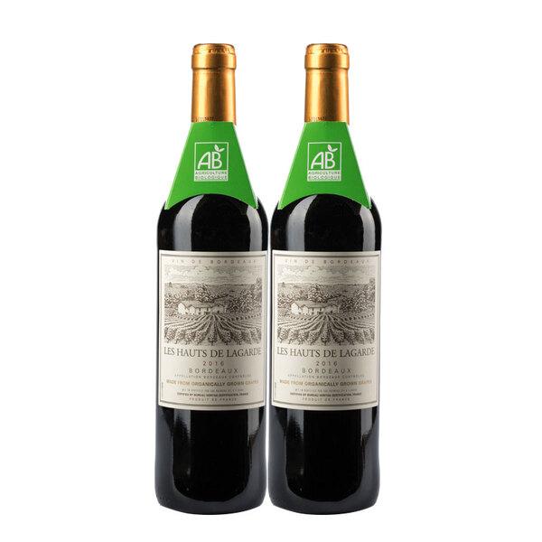 莫瑞龙拉加德 法国波尔多干红葡萄酒 750ml