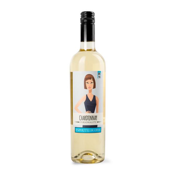 智利灵魂系列   女神霞多丽白葡萄酒750ml