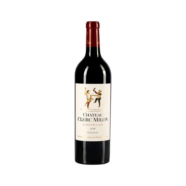 【送赠品】法国 2016年克拉米隆庄园红葡萄酒