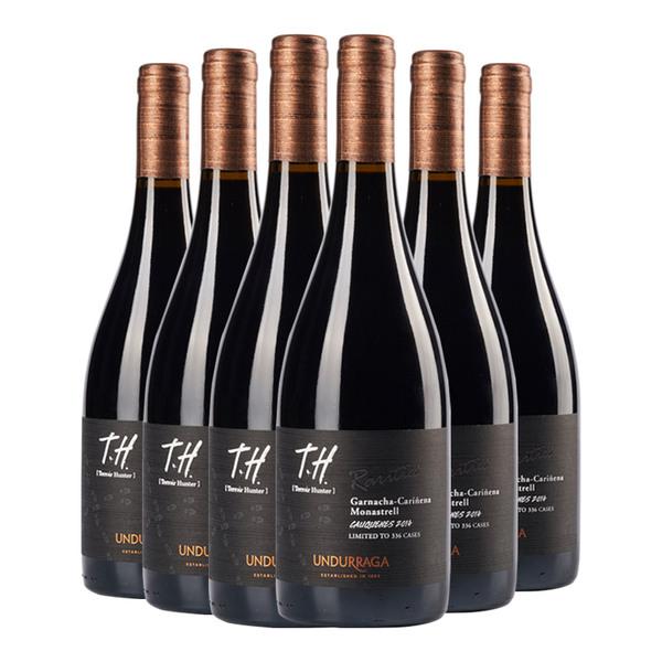 智利 安卡酒庄风土猎人混酿红葡萄酒750ml