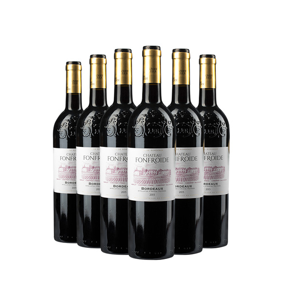 风华 法国波尔多干红葡萄酒 750ml