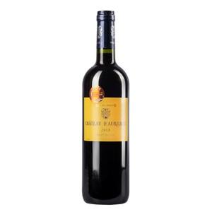 【单支酒标随机】法国 德奥里克城堡红葡萄酒