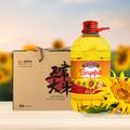 【健康米油组合】五常大米5kg+葵花籽油3L