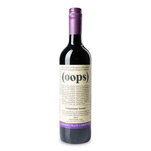 哎呀呀 智利品丽珠卡美娜干红葡萄酒 750ml