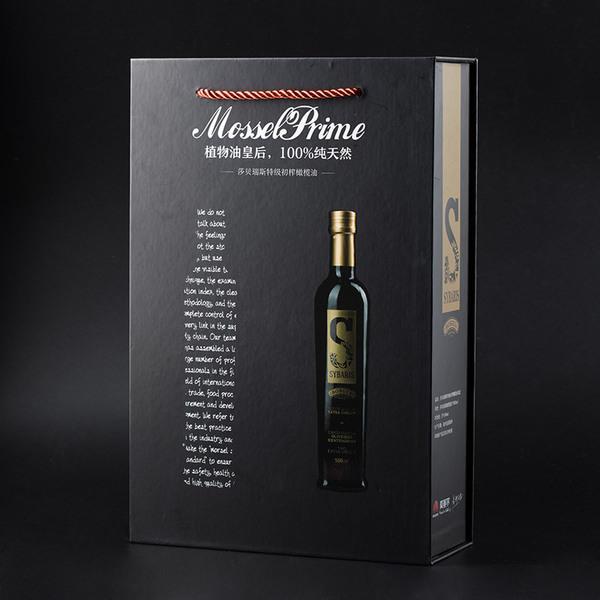 【双支礼盒款】莎贝瑞斯 西班牙特级初榨橄榄油