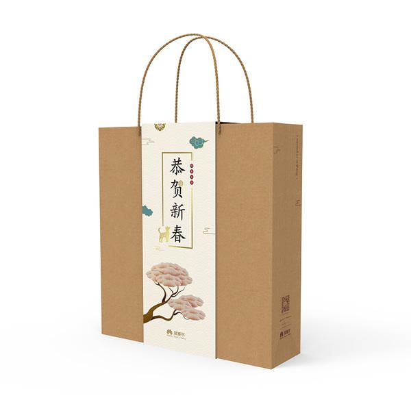 【汪年一路发】华为人年节礼盒