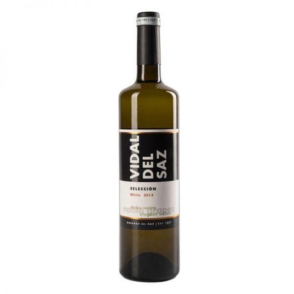 威尔德斯 西班牙精选半干白葡萄酒 750ml