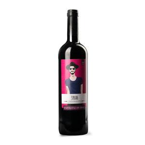 智利灵魂系列    坏小子西拉红葡萄酒750ml