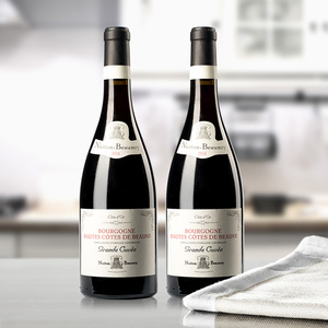 纽顿博内庄园  法国勃艮第博恩丘特酿干红葡萄酒750ml