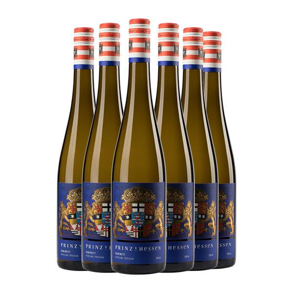 黑森王子  德国珍藏雷司令白葡萄酒 750ml