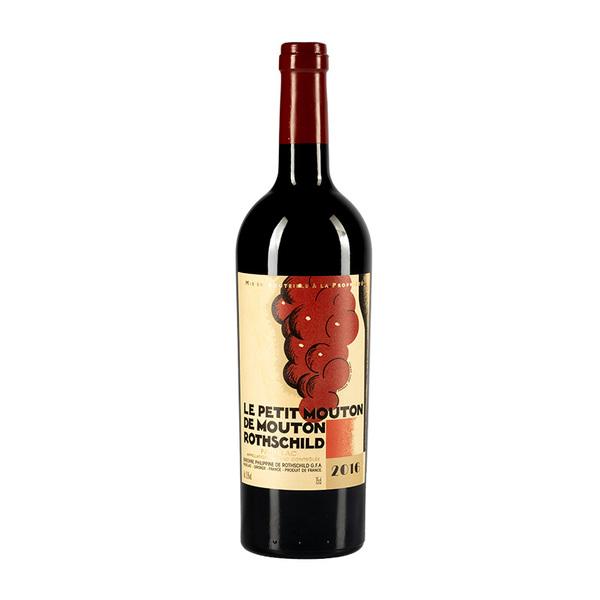 法国 2016年木桐副牌红葡萄酒
