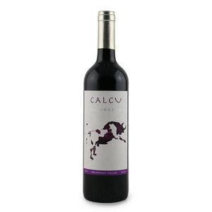 智利 魔术师珍藏卡美娜干红葡萄酒 750ml