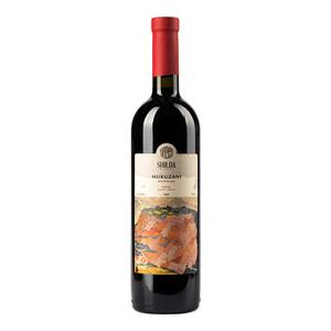 格鲁吉亚 穆库扎尼红葡萄酒 750ml