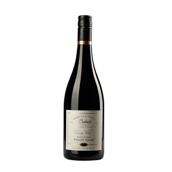 百祺家族庄园 新西兰黑皮诺红葡萄酒 750ml