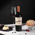 智利 火山特科托尼亚卡美娜红葡萄酒